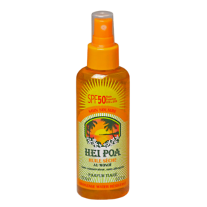 Hei Poa Protection Solaire Huile SPF 50-0